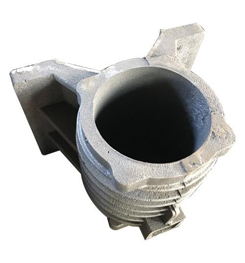 震动电机壳铸件